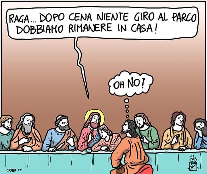 Commento al Vangelo del 10 Aprile 2020 – don Giovanni Berti (don Gioba)