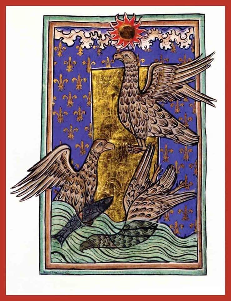 Bestiario - 1240 - Oxford, The Bodleian Library