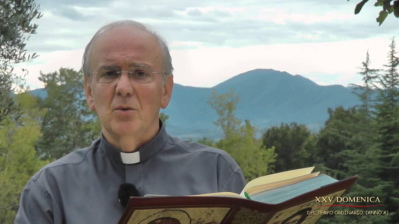 don Domenico Luciani – Commento al Vangelo di domenica 9 Agosto 2020