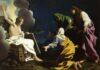 Bartolomeo Schedoni, Le donne al sepolcro, 1613 - 1614, Galleria nazionale - Parma